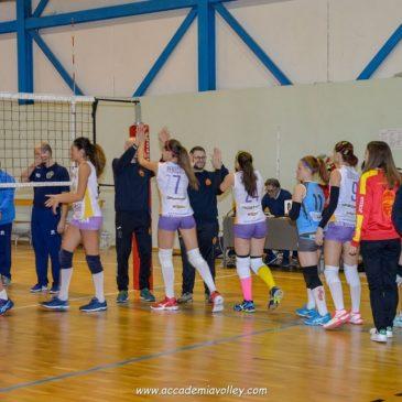 Accademia Volley, domani la semifinale con Pontecagnano