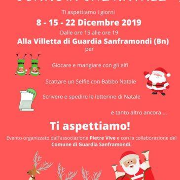 """Guardia Sanframondi. """"Guardia che Natale"""", 8 – 15 – 22 dicembre."""
