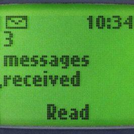 Accadde oggi: 3 dicembre 1992, l'invio del primo SMS