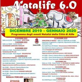 Alife. Con Rosalia Porcaro entra nel vivo Natalife 6.0