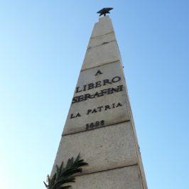 Immagini dal Sannio: Libero Serafini, notaio agnonese morto in nome della libertà