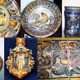 Immagini dal Sannio: la ceramica di Cerreto Sannita e San Lorenzello