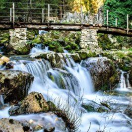 Immagini dal Sannio: l'itinerario dell'acqua del Matese