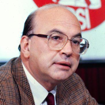 Craxi l'innovatore e Berlinguer il conservatore