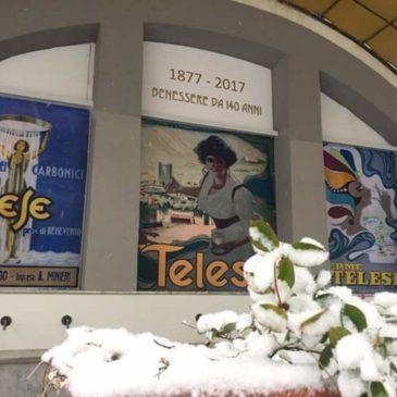 Immagini dal Sannio: le terme di Telese e le sue acque solfuree