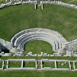 Immagini dal Sannio: il tesoro sannitico di Pietrabbondante