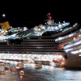 Accadde oggi: 13 gennaio 2012, il naufragio della Costa Concordia
