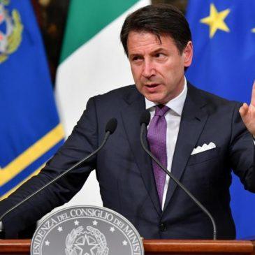 """Cuneo fiscale, Conte: """"Allo studio taglio delle tasse fino a 40 mila euro di reddito"""""""
