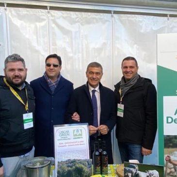 Oscar Green 2019, Fattoria della Rocca di Caiazzo finalista al concorso nazionale coldiretti.