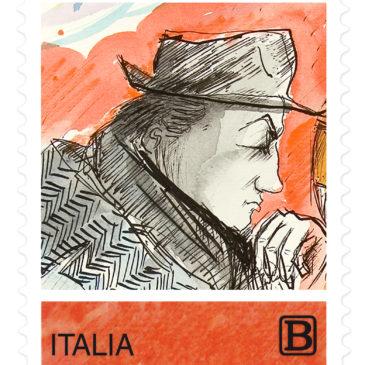 Poste Italiane, un francobollo dedicato a Fellini nel centenario della nascita