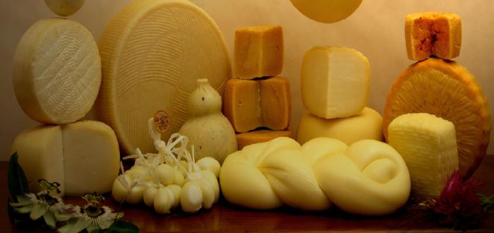 Immagini dal Sannio: il caciocavallo e i formaggi PAT e DOP del Molise