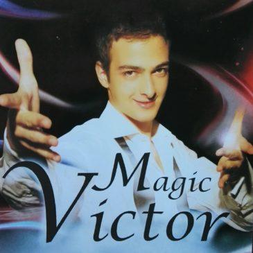 Vittorio Ceniccola, in arte Magic Victor: la magia sannita a Gardaland