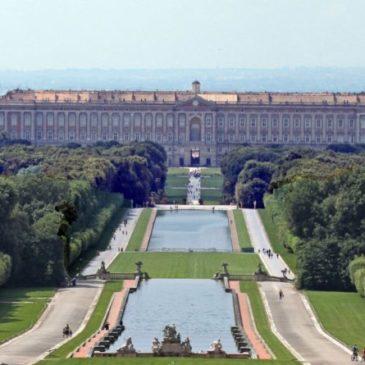 Accadde oggi: 20 gennaio 1752, comincia la costruzione della reggia di Caserta