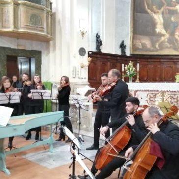 Vivaldiana, successo per l'Accademia di Santa Sofia