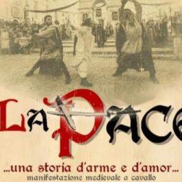 Immagini dal Sannio: La Pace di Santa Croce del Sannio, storia d'arme e d'amor