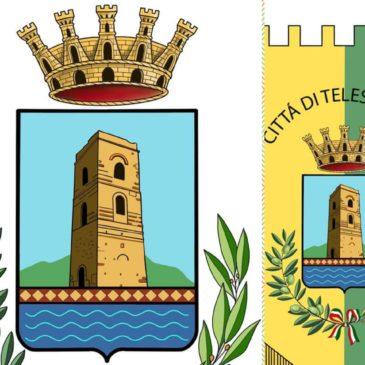 Telese Terme ha un nuovo stemma e un nuovo gonfalone