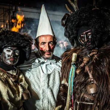 Immagini dal Sannio: il Carnevale tra Diavoli, Cervi, Mesi e scorpelle