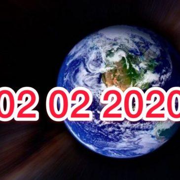 02-02-2020: tutte le curiosità di una data simmetricamente perfetta
