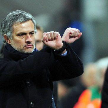Accadde oggi: 22 febbraio 2010, il gesto di Mourinho che gli costa la squalifica