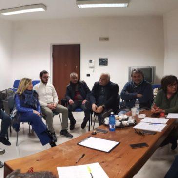 """Il centrosinistra si riunisce nella sede del PD: """"Sannio protagonista di innovazione"""""""