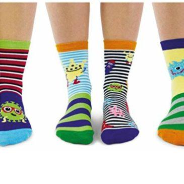 Il 7 febbraio è il giorno buono per indossare calzini spaiati
