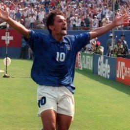 Accadde oggi: 18 febbraio 1967, nasce Roberto Baggio, il Divin codino