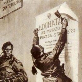 Accadde oggi: 23 marzo 1919, l'adunata che darà vita al Fascismo