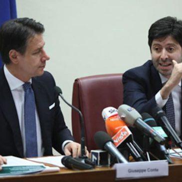 Nuova ordinanza e restrizioni del Ministro della Salute