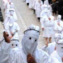 Immagini dal Sannio: i Battenti del Venerdì Santo di San Lorenzo Maggiore