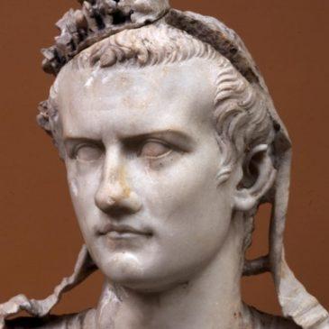 Accadde oggi: 18 marzo 37 d.C., Caligola viene nominato Princeps Senatus