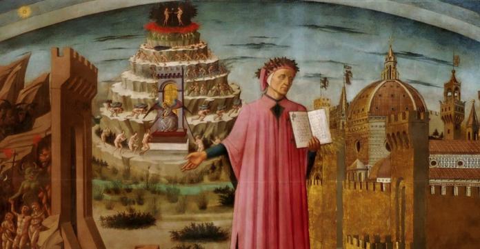 Accadde oggi: 25 marzo 1300, Dante si perde nella selva oscura