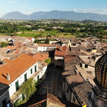 #iorestoacasa ma vado a… San Lorenzello