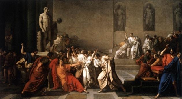 Accadde oggi: 15 marzo 44 a.C., le Idi di marzo e la congiura di Giulio Cesare