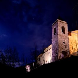 Immagini dal Sannio: il Santuario di Maria Ss. del Roseto di Solopaca