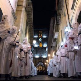 Immagini dal Sannio: le processioni del Venerdì Santo di Campobasso e Isernia