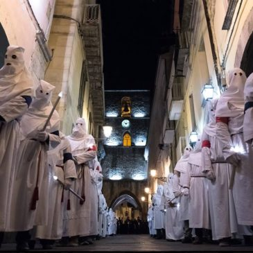 Campobasso, Isernia e la Processione del Venerdì Santo