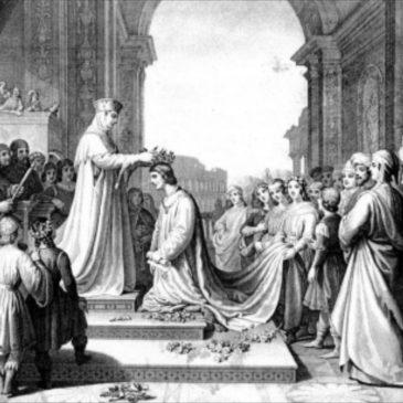 Accadde oggi: 8 aprile 1341, Francesco Petrarca incoronato poeta
