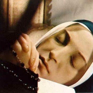 Oggi è Santa Bernadette, patrona degli ammalati