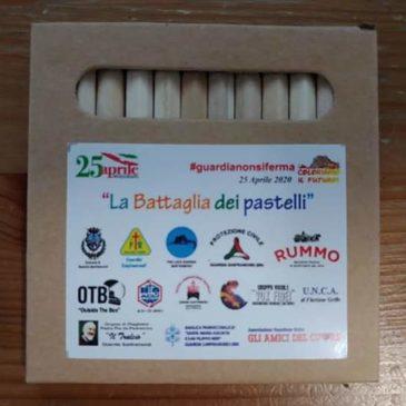 """Guardia Sanframondi: orari e tappe per la consegna """"sacchetti"""" del 25 aprile"""