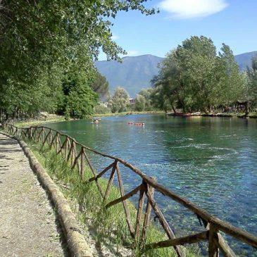 Immagini dal Sannio: il Parco del Grassano di San Salvatore Telesino