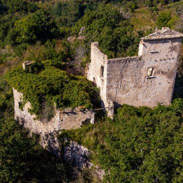 Immagini dal Sannio: il borgo di Limata a San Lorenzo Maggiore