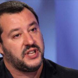 Matteo Salvini giovedì tornerà al sud