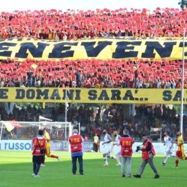 Immagini dal Sannio: il Benevento Calcio, la Strega del calcio italiano