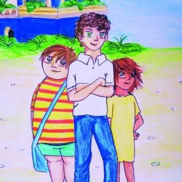 Venerdì 8 maggio Esterita Selvaggio presenta il suo libro in un'intervista online
