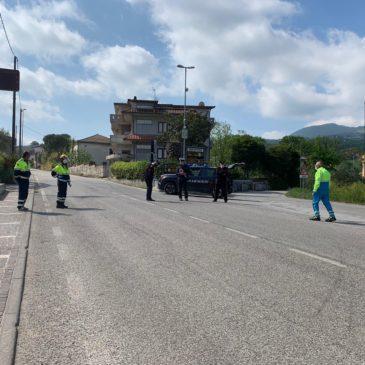 Torrecuso: controlli anti-Covid all'ingresso del paese