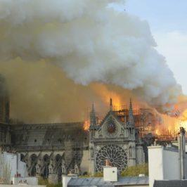 Accadde oggi: 15 aprile 2019, il devastante incendio di Notre Dame de Paris