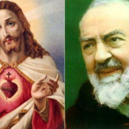 Il giorno di aprile in cui Padre Pio si unì al Sacro Cuore di Gesù