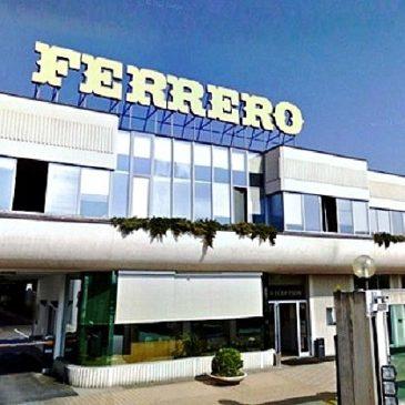 Ferrero cerca operai in Campania e Basilicata