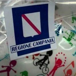 Regione Campania: ecco dove oggi potete ritirare le mascherine omaggio per i bambini