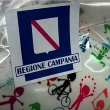 Valle Telesina: in arrivo mascherine Regione Campania per bambini